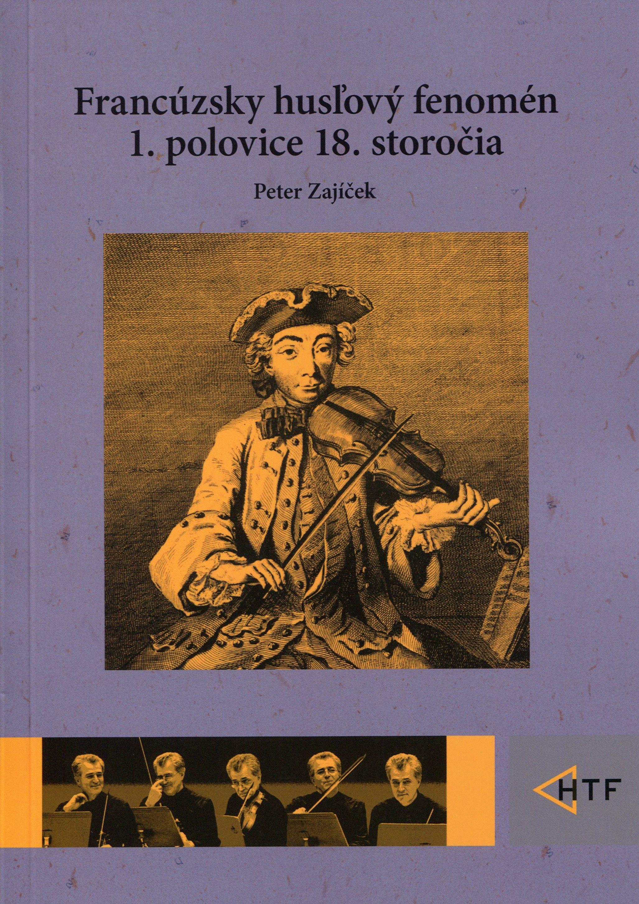 Francúzsky husľový fenomén 1. polovice 18. storočia
