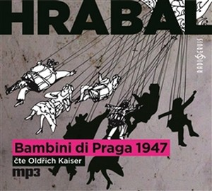 Bambini di Praga 1947 - MP3 CD (audiokniha)