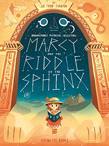 Marcy and the Riddle of the Sphinx