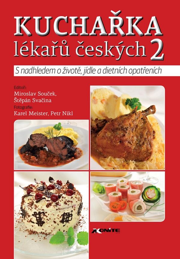 Kuchařka lékařů českých 2