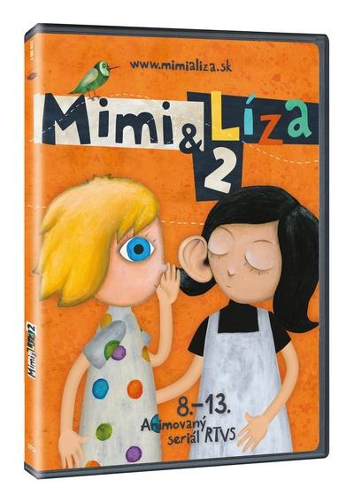 Mimi & Líza 2 - DVD