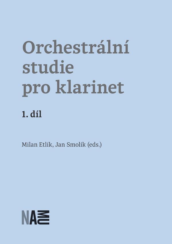 Orchestrální studie pro klarinet - 1. díl