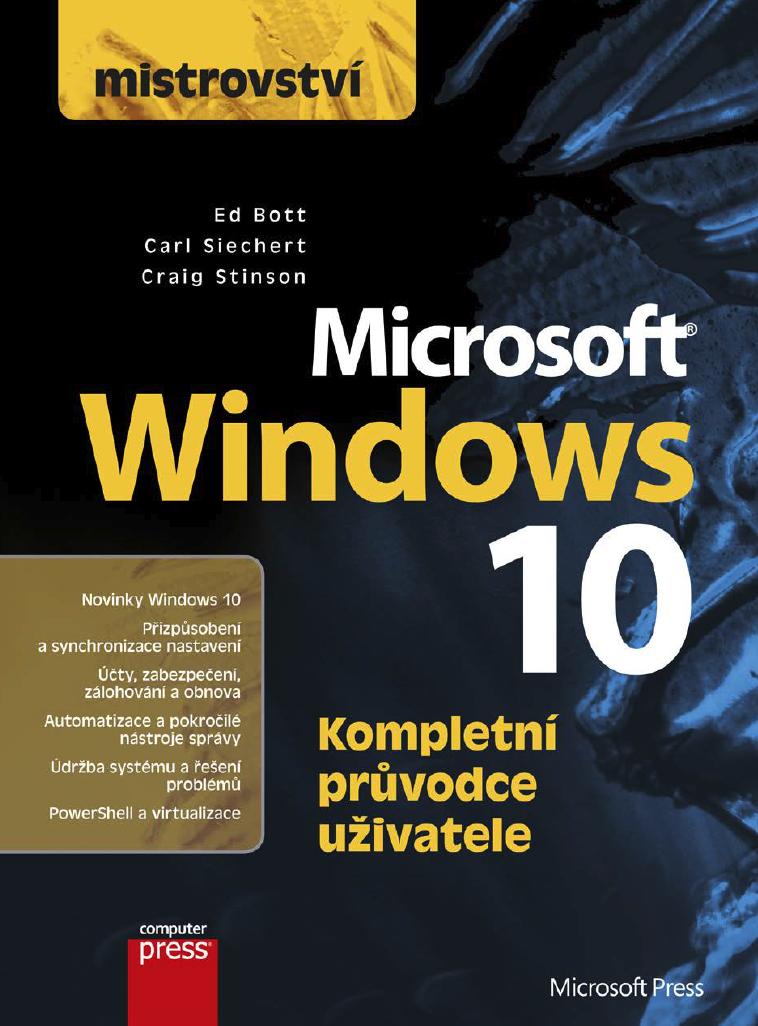 Mistrovství: Microsoft Windows 10