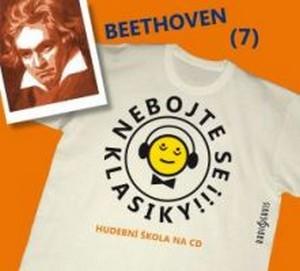 Nebojte se klasiky! Beethoven (7) - CD (audiokniha)