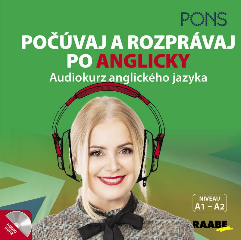 Počúvaj a rozprávaj po anglicky - CD