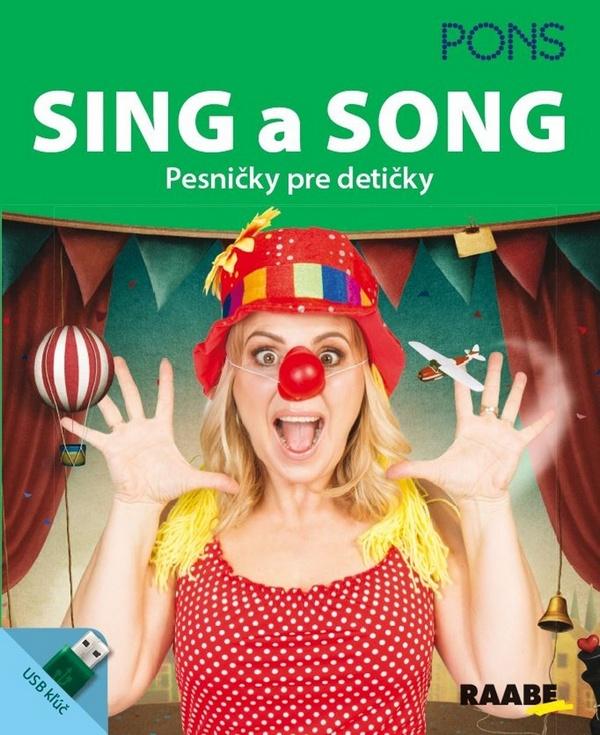 Sing a Song - Pesničky pre detičky + USB