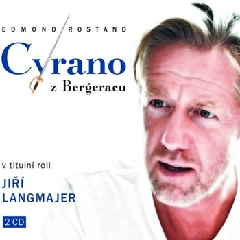 Cyrano z Bergeracu - 2 CD (audiokniha)