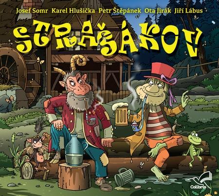 Strašákov - CD (audiokniha)