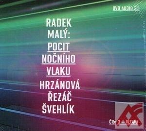 Pocit nočního vlaku - AUDIO DVD