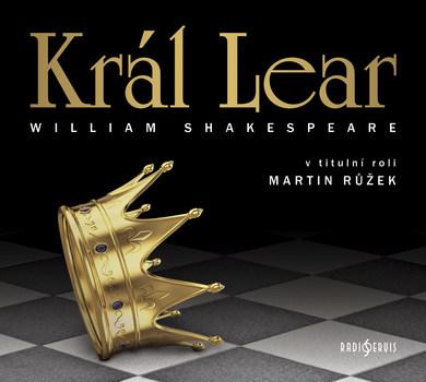 Král Lear - 2 CD MP3 (audiokniha)