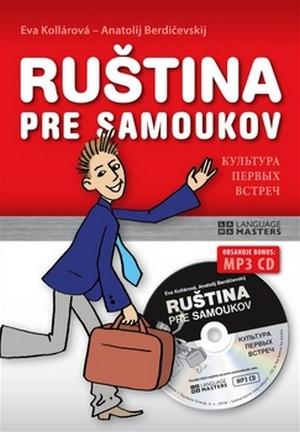 Ruština pre samoukov + MP3 CD