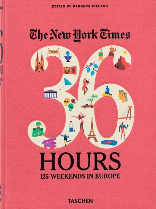 The New York Times. 36 Hours Europe