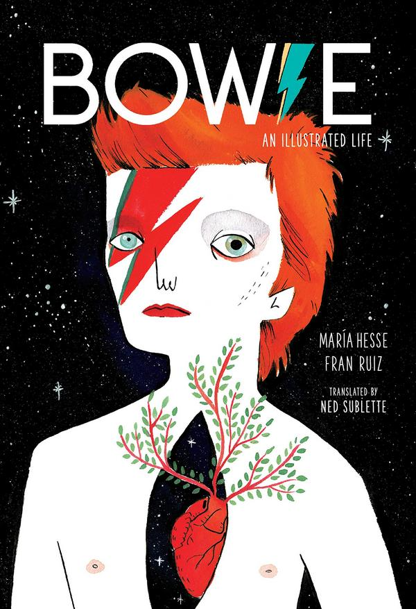Bowie. An Illustrated Life