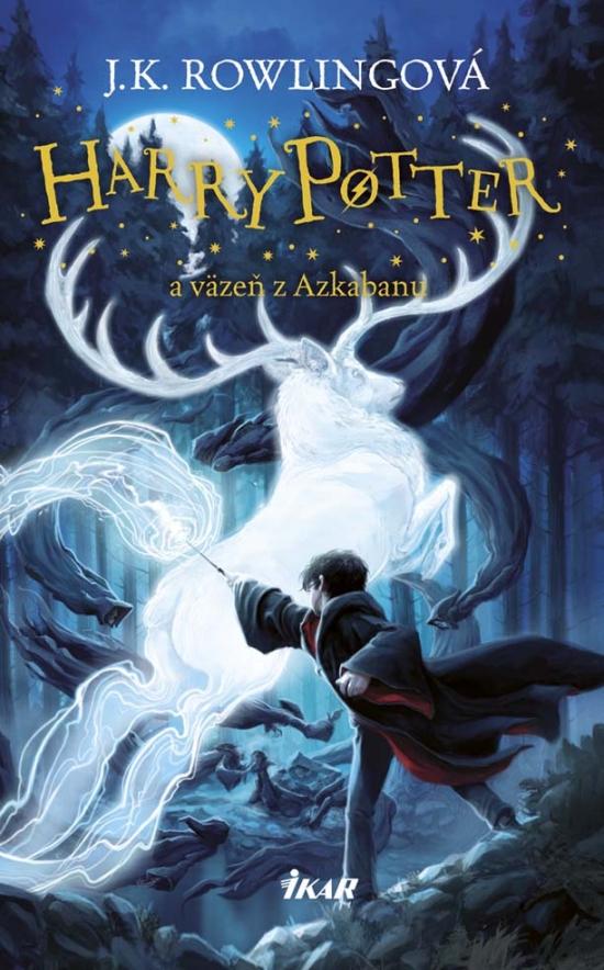 Harry Potter a Väzeň z Azkabanu (mäkká väzba)