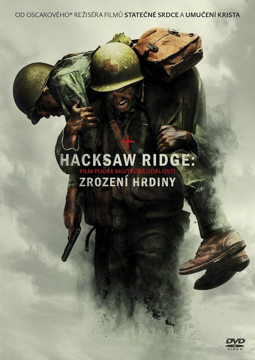 Hacksaw Ridge: Zrození hrdiny - DVD