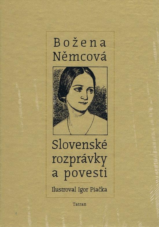 Slovenské rozprávky a povesti I, II (box)