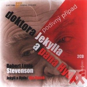 Podivný případ doktora Jekylla a pana Hyda - 2 CD