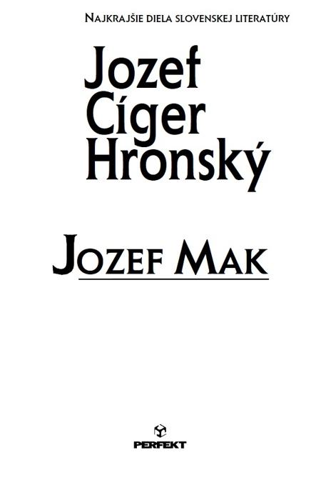 Jozef Mak