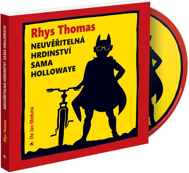 Neuvěřitelná hrdinství Sama Hollowaye - CD MP3 (audiokniha)