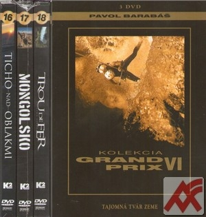 Kolekcia Grand Prix VI. Tajomná tvár Zeme - 3 DVD