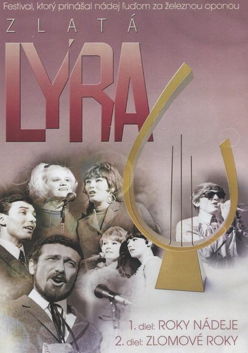 Zlatá Lýra 1.+2. diel - DVD