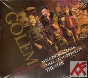 Golem - CD (audiokniha)