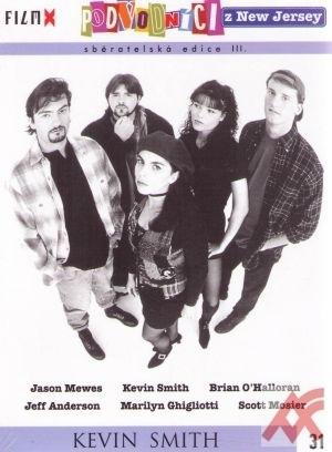 Podvodníci z New Jersey - DVD (Film X III.)