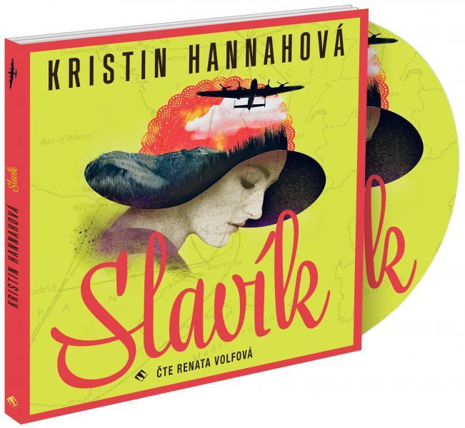 Slavík - 2 CD MP3 (audiokniha)