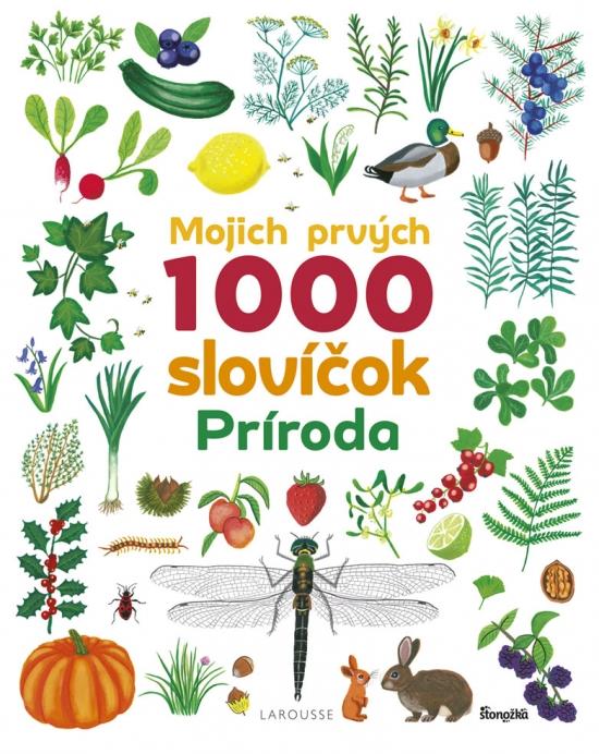 Mojich prvých 1000 slovíčok - Príroda