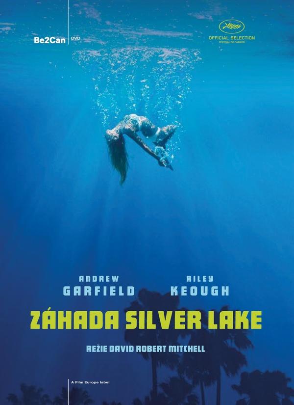 Záhada Silver Lake - DVD