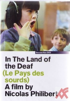In The Land of the Deaf (Le Pays des sourds) - DVD