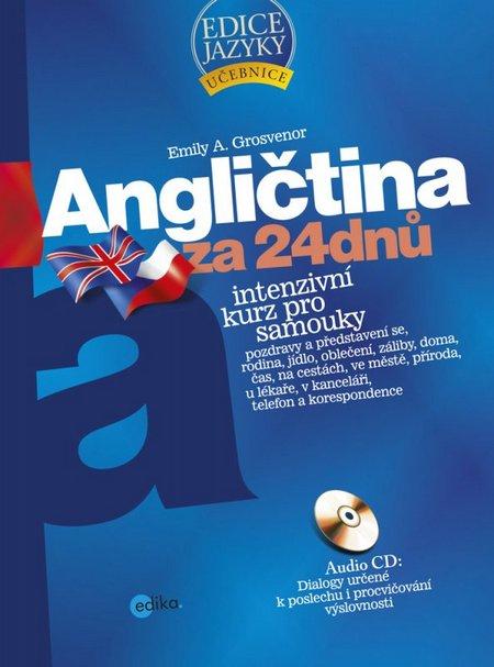 Angličtina za 24 dnů + CD