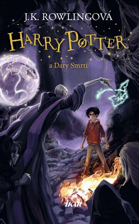 Harry Potter a Dary smrti (mäkká väzba)