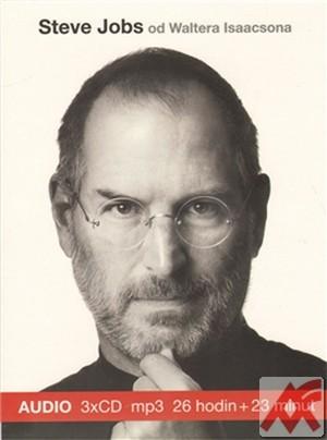 Steve Jobs - 3 CD MP3 (audiokniha)