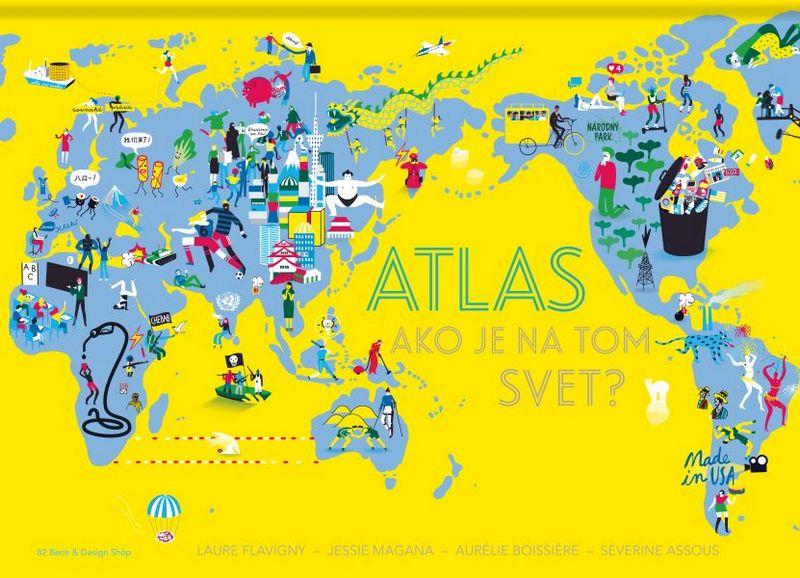 Atlas - ako je na tom svet?