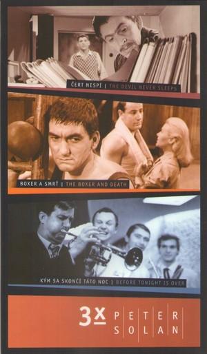3x Peter Solan - DVD