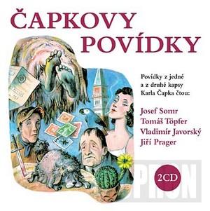 Čapkovy povídky - 2 CD (audiokniha)