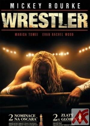 Wrestler - DVD (papierový obal)