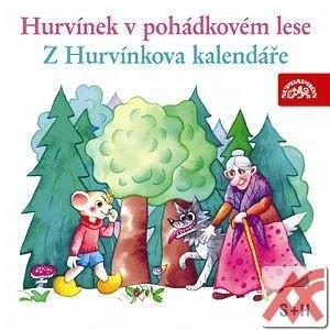 Hurvínek v pohádkovém lese. Z Hurvínkova kalendáře - CD (audiokniha)