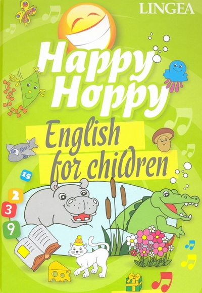 Happy Hoppy. English for children + CD