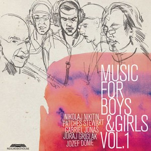 Music for Boys & Girls Vol.1 - CD