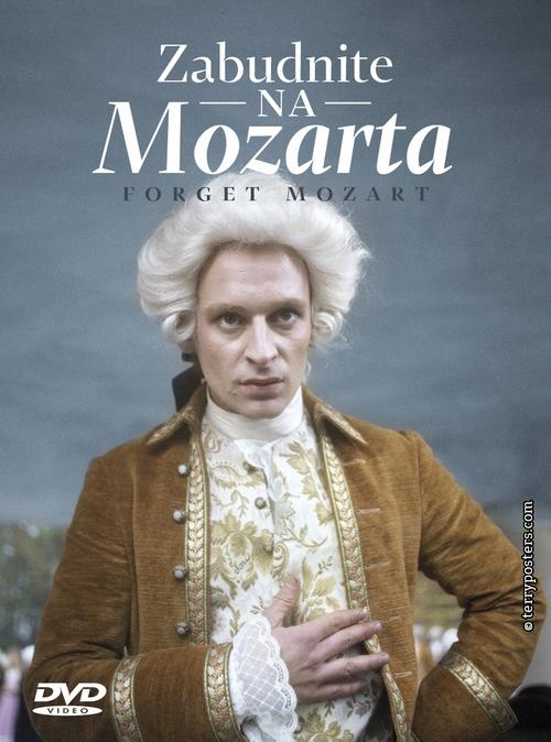 Zabudnite na Mozarta - DVD