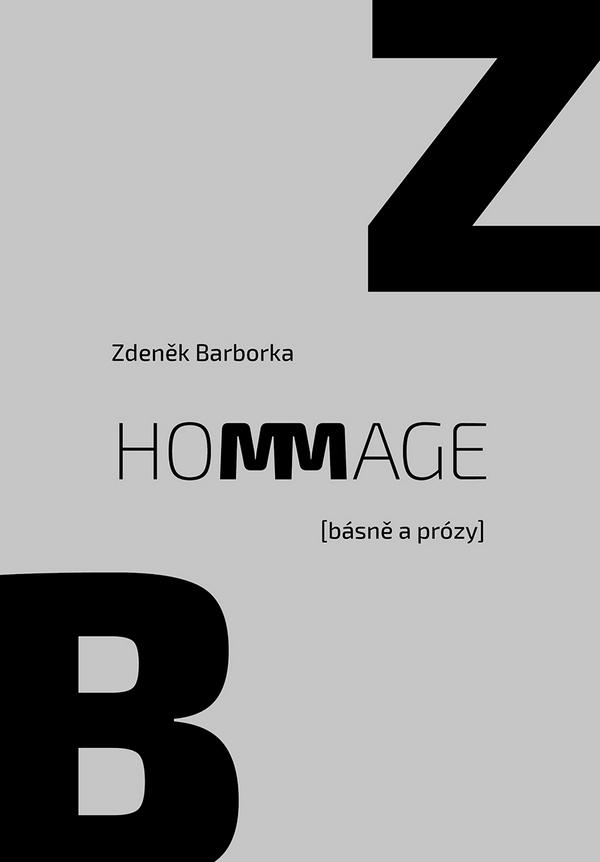 Hommage (básně a prózy)