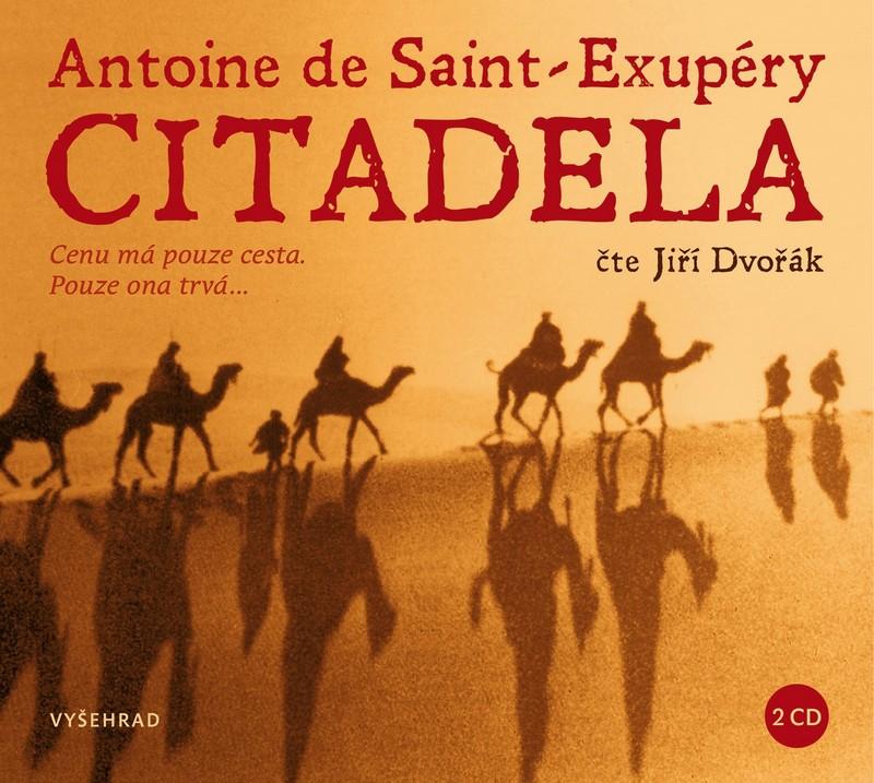 Citadela - 2CD (audiokniha)