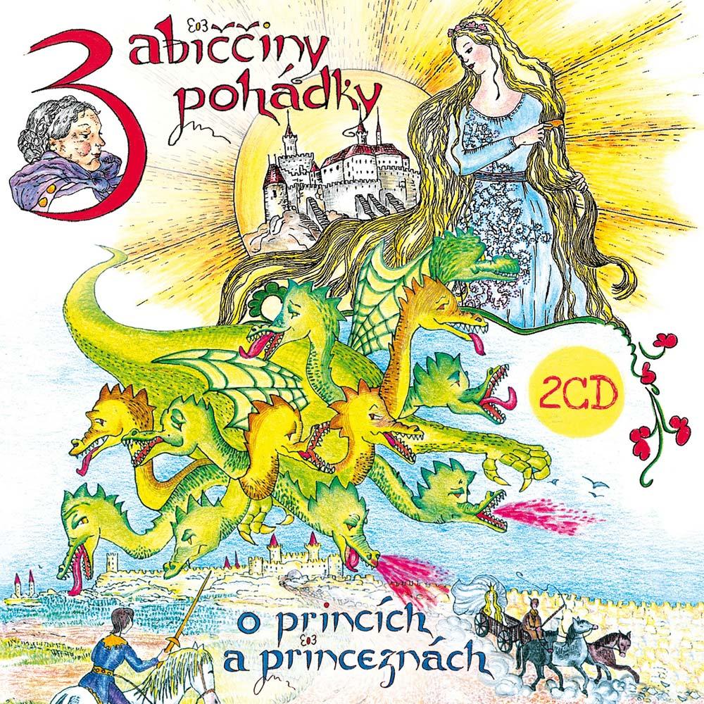 Babiččiny pohádky o princích a princeznách 1 & 2