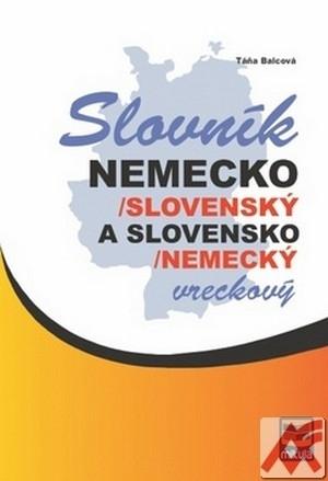 Nemecko-slovenský a s/n vreckový slovník