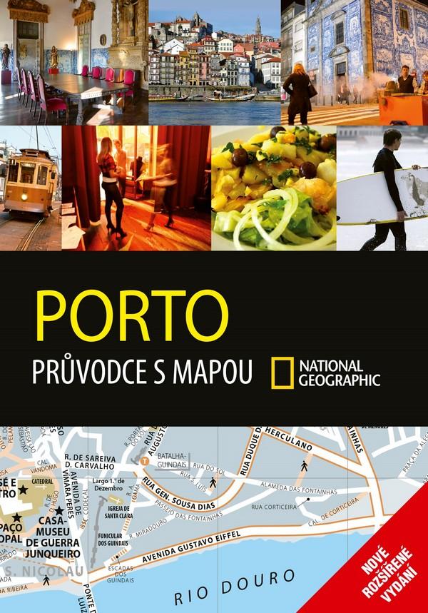 Porto. Průvodce s mapou National Geographic