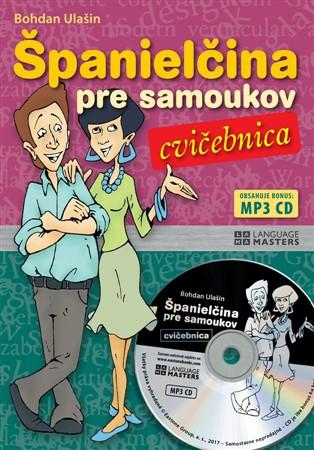 Španielčina pre samoukov - cvičebnica + MP3 CD
