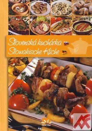 Slovenská kuchárka / Slowakische küche