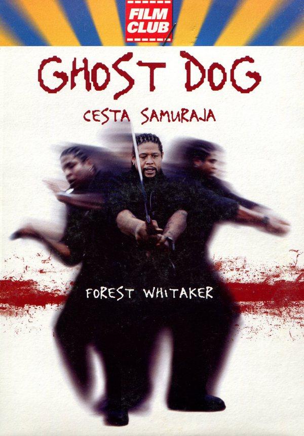 Ghost Dog: Cesta Samuraje - DVD (Papierový obal)